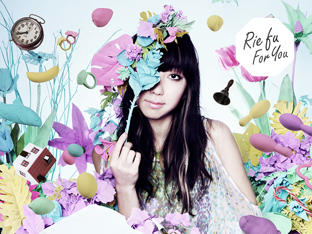 Rie fu『For you』