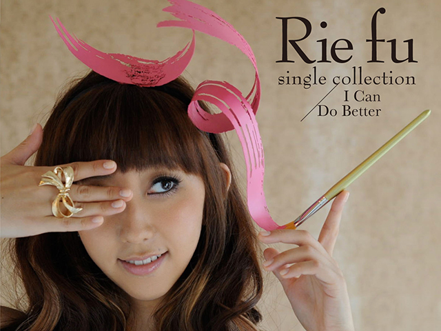 Rie fu『I Can Do Better』