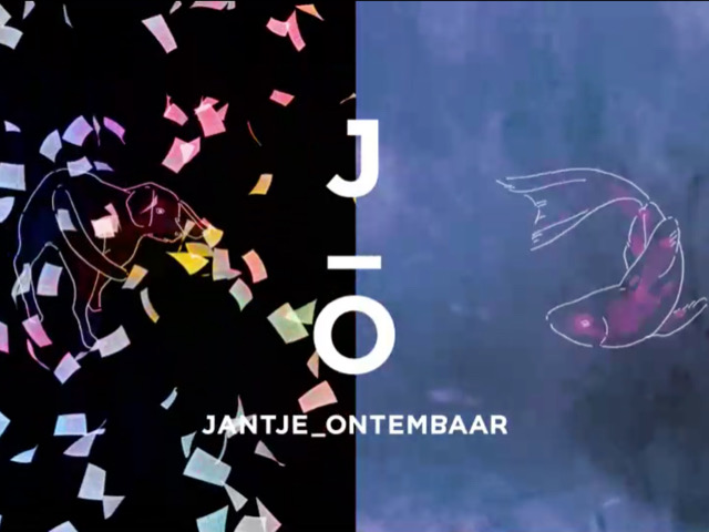 JANTJE_ONTEMBAAR ブランドムービー