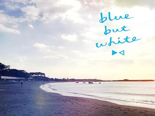 blue but white『BOYFRIEND feat.堂本翔平』